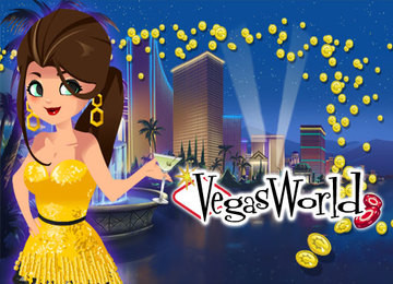 Vegas World Free Games Online